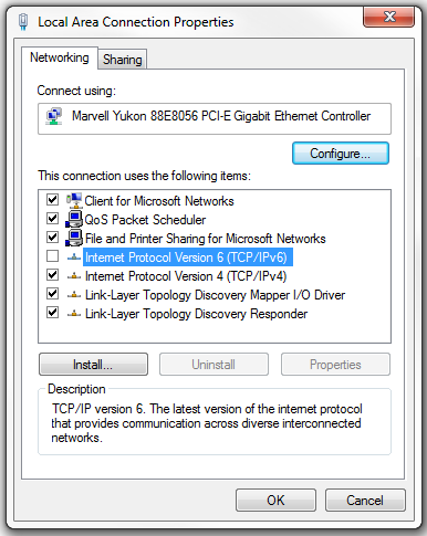 How-To: Speed Up Windows 7 Networking - The Cog