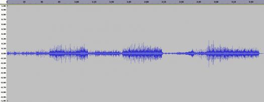 256kbps CBR MP3 Error