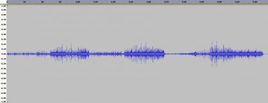 320kbps CBR MP3 Error